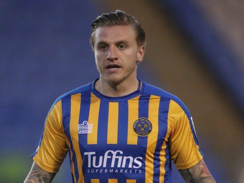 Jason Cummings has scored three goals in as many games (Nick Potts/PA)