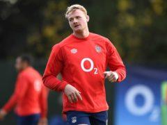 Northampton lock and England squad member David Ribbans (PA)