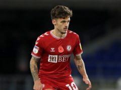 Jamie Paterson's groin injury means he will miss Bristol City's game against QPR on Saturday (Mike Egerton/PA)