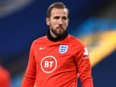 Harry Kane and England are due to play in Albania on Sunday (Neil Hall/PA)