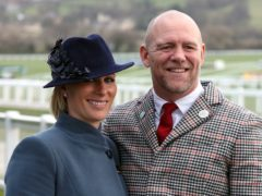 Zara and Mike Tindall (Andrew Matthews/PA)