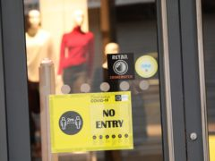 Retail NI said the plan 'falls far short of what is needed for a viable road map' (PA)