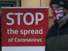 An expert has warned we still need to stay vigilant over coronavirus (Andrew Milligan/PA)
