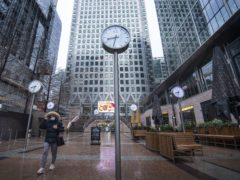 Companies are looking at how to tackle the issue of remote versus office working beyond the pandemic (Victoria Jones/PA)