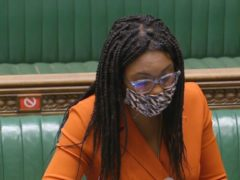 Equalities Minister Kemi Badenoch (House of Commons/PA)
