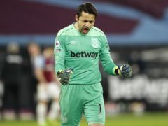 Lukasz Fabianski has extended his West Ham contract (Andrew Boyers/PA)