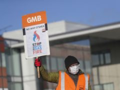 Fresh wave of strikes planned by British Gas engineers (Steve Parsons/PA)