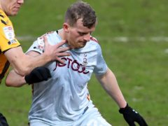 Danny Rowe grabbed a point for Bradford (Joe Giddens/PA)
