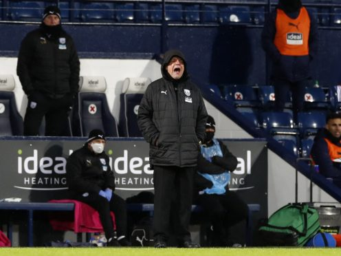 West Brom boss Sam Allardyce has no issue with rows occurring at clubs (Jason Cairnduff/PA)