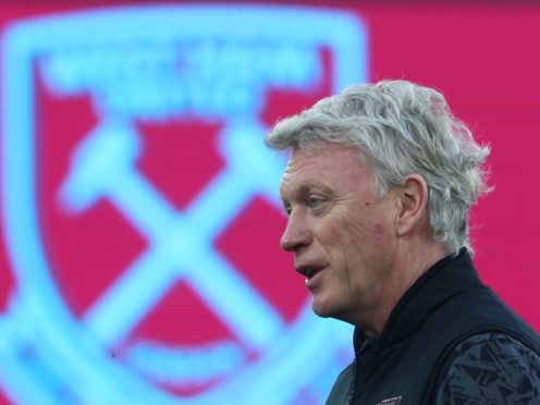 David Moyes has West Ham dreaming of Europe (Clive Rose/PA)