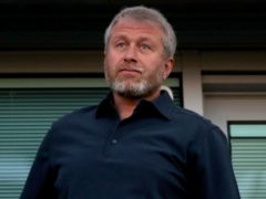 """Chelsea owner Roman Abramovich has hit out at the """"evil"""" of racism (Nick Potts/PA)"""