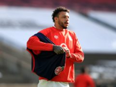 England lock Courtney Lawes faces a 12-week injury lay-off (Adam Davy/PA).