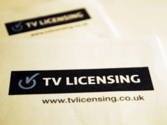 The BBC's annual reports identify a rise in licence fee evasion from just over 5% some 10 years ago (Andy Hepburn/PA)