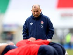 Eddie Jones is under pressure (David Davies/PA)