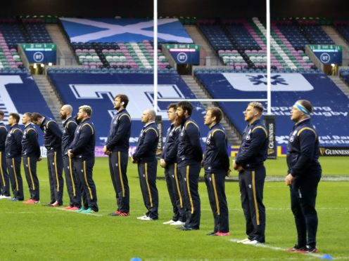 Scotland's postponed game against France is set to be played on March 26 (Jane Barlow/PA)