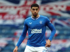 Rangers welcome Leon Balogun back from injury against St Mirren (Andrew Milligan/PA)