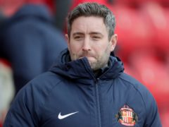 Lee Johnson says his Sunderland team can improve (Richard Sellers/PA)