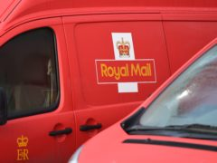 Royal Mail bosses said profits are likely to be higher than previously expected after a large surge in customers posting letters and using its services over the last month (Joe Giddens/PA)