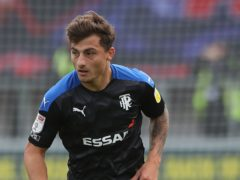 Otis Khan misses out for Tranmere (PA)