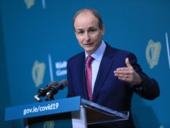 Taoiseach Micheal Martin (Julien Behal Photography)