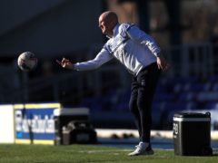QPR manager Mark Warburton has seen his side win back-to-back league games (Mike Egerton/PA)