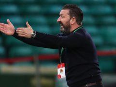 Derek McInnes lost his job as Aberdeen boss last week (Andrew Milligan/PA)