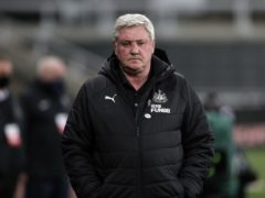 Newcastle head coach Steve Bruce knows the buck stops with him (Richard Sellers/PA)