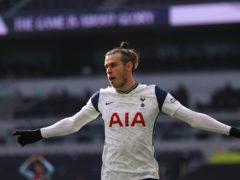 Gareth Bale scored twice against Burnley (Julian Finney/PA)
