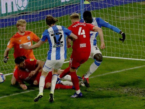 Marc Roberts scored to earn Birmingham a point (Simon Marper/PA)