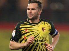 Watford are waiting on the availability of midfielder Tom Cleverley (Mike Egerton/PA)