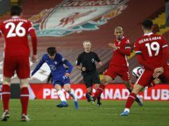 Mason Mount scored Chelsea's winner (Phil Noble/PA)