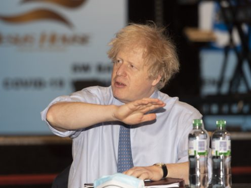 The Prime Minister said he was optimistic about building a good relationship with the EU (Geoff Pugh/Daily Telegraph)
