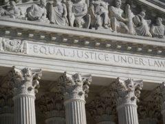 The US Supreme Court in Washington (J. Scott Applewhite/AP)