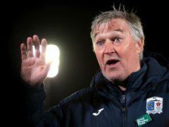 Rob Kelly said Barrow 'really dug one out' (Nick Potts/PA)
