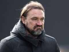 Norwich manager Daniel Farke was content with a point against Blackburn (Martin Rickett/PA)