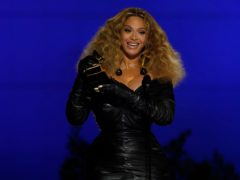Beyonce has become the most decorated female act in Grammy history, while Taylor Swift secured the ceremony's biggest prize in a triumphant night for women (Chris Pizzello/AP)