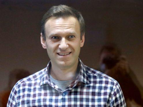 Russian opposition leader Alexei Navalny (AP/Alexander Zemlianichenko, File)