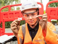BT has confirmed plans for a £12bn investment in a rollout of full fibre broadband to 20m homes. (Openreach / PA)