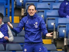 Chelsea manager Thomas Tuchel admitted his side are looking tired (John Walton/PA).