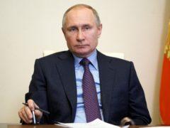 Russian President Vladimir Putin (Alexei Druzhinin, Sputnik, Kremlin Pool Photo via AP)
