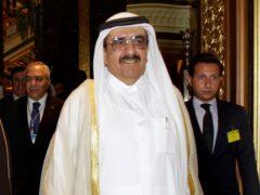 Sheikh Hamdan bin Rashid Al Maktoum (AP)