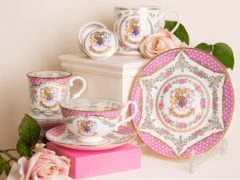 The official range of china to celebrate the Queen's 95th birthday (Royal Collection Trust/Her Majesty Queen Elizabeth II 2021/PA)