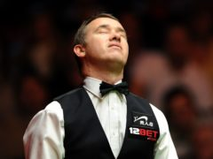 Stephen Hendry is preparing to step back into the unknown (Andrew Matthews/PA Archive)