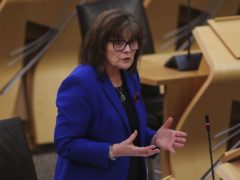 Jeane Freeman said legislation after May's Scottish election could allow for women who have had private mesh removal ops to reclaim the money they spent on it (Fraser Bremner/Daily Mail/PA)