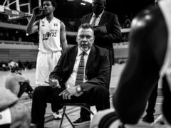 London Lions head coach Vince Macaulay hopes basketball can play its part in helping community life return to normal after lockdown (Carol Moir/London Lions Handout/PA)