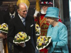 The Queen and Duke of Edinburgh attend the traditional Royal Maundy Service (Arthur Edwards/PA)