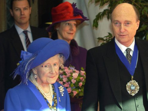 The Queen Mother died in 2002 (Fiona Hanson/PA)
