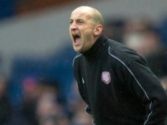 Paul Sheerin was delighted with Aberdeen's win over St Johnstone (Jeff Holmes/PA)