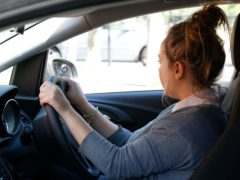 Stress and anger has increased among drivers since the first coronavirus lockdown, a new survey suggests (Jonathan Brady/PA)