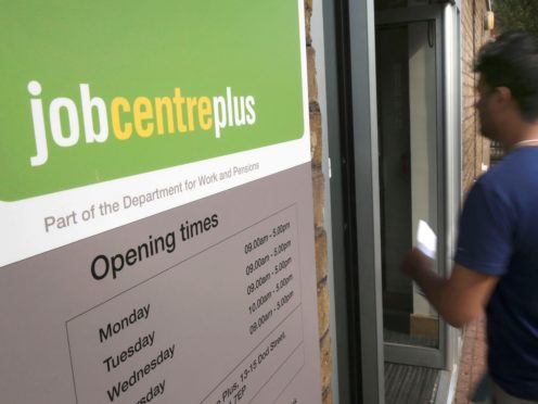Young people have been the hardest hit by the rise in unemployment during the pandemic, an economic think tank has warned (Philip Toscano/PA)